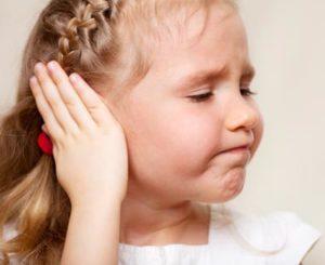 Otite e saúde da criança