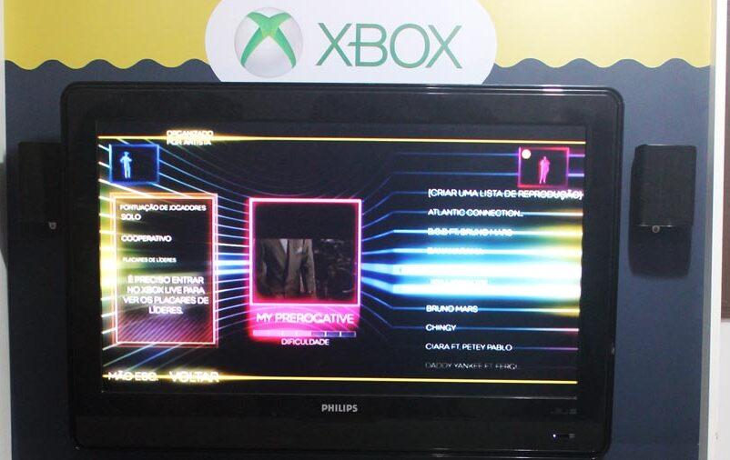 xbox é um dos jogos eletrônicos para festa da Baby Heróis