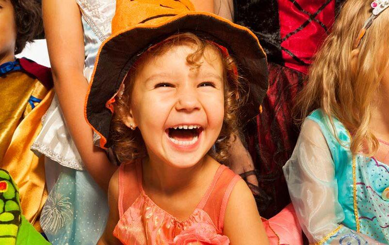 festa de carnaval infantil